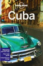 Lonely Planet Cuba (Country Travel Guide) By Brendan Sainsbury,Luke Waterson