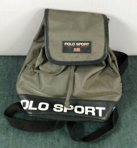 Men's Ralph Lauren Polo Sport Small Rucksack / Backpack