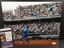 RAFAEL NADAL SIGNED AUTO 11X14 PHOTO TENNIS ATP WIMBLEDON FRENCH OPEN JSA N25563