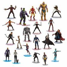 NEW Disney Marvel Avengers MEGA Figurine Set of 20 FREE FAST Expediated Shipped