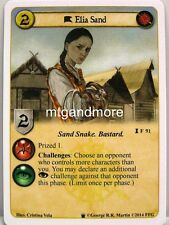 A Game of Thrones LCG - 1x Elia Sand  #091 - Westeros Draft Pack