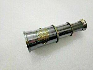 Telescope Nautical Brass Vintage Marine Telescope Spyglass Antique Maritime