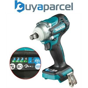 """Makita DTW300Z 18v LXT Brushless Impact Wrench 1/2"""" Drive 4 Speed - Bare Tool"""