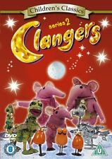Clangers: The Complete Series 2 [DVD][Region 2]