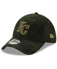 Kansas City Royals MLB Armed Forces Day 3930 New Era Salute to Service Cap Hat