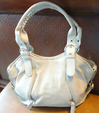 BARR BARR ~ WHIPED LEATHER TOTE / SATCHEL, MEDIUM, NWOT~ SOFT LEATHER ,WOW !!