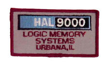 """2001/2010 A Space Odyssey Hal 9000 Computer 4"""" Uniform Patch- FREE S&H (20PA-01)"""