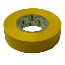 Yellow 3/4 Inch x 60 Foot Electrical Tape 10-Rolls