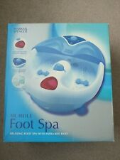 Marks & Spencer Bubble Foot Spa (BNIB)