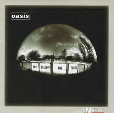OASIS Don't Believe The Truth CD Promo Big Time / Big Brother 2005
