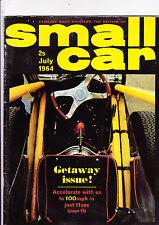 SMALL CAR Magazine -  JULY 1964