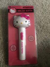 Sanrio Licensed Hello Kitty Super Bright LED Flashlight Indoor/Outdoot Use