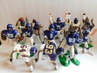 MINNESOTA VIKINGS 1988/1989/1990 NFL Starting lineup figures open/loose choose