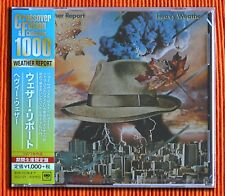 WEATHER REPORT – HEAVY WEATHER   Limited Japan edition 1st press SEALED