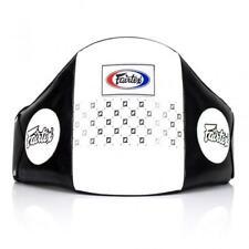 Fairtex Pro Muay Thai Leather Belly Pad Protector - BPV1