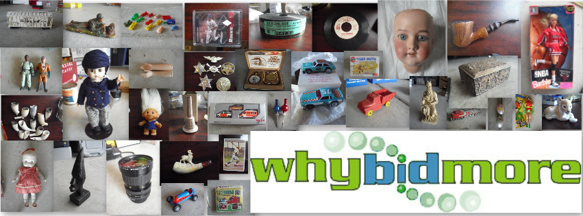 Whybidmore Collectibles: Smalls