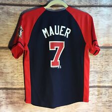 d137802cb75 7 Joe Mauer Retired November 2018 Jersey Youth 10-12 8110001