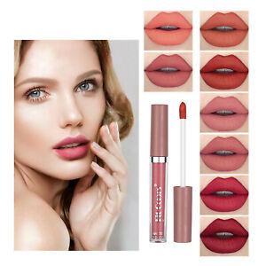 8 Colors Beauty Makeup Sexy Hydrating Long Lasting Matte Lip Gloss Lipstick