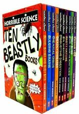 Horrible Science 10 Book Boxed Set (Horrible Science) [Paperback] [Jan 01, 2006]