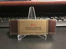 Becton Dickinson Medical Center Thermometer - + 2 Extra Thermometers