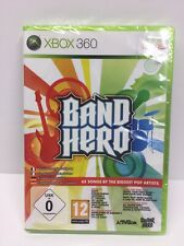 Band Hero Game For XBox 360 NEW