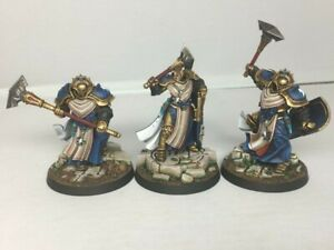 Age of Sigmar Aos Stormcast Eternals 3 Easy to Build Sequitors
