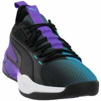 Puma Uproar Hybrid Court 2-Color Fade   Mens Basketball Sneakers Shoes Casual