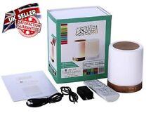 Portable Quran Speaker Azan LED Touch Lamp - Ideal Gift Multiple Led