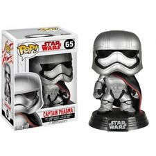 Funko Pop 14739 Bobble Star Wars E8 TLJ Captain Phasma - Grey