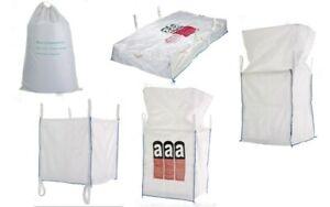 BIG BAG Entsorgung Bags Schüttgutbehälter Einweg Sack KFM Sack BigBag