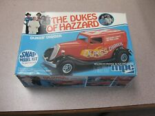 -BOX ONLY- FOR A THE DUKES OF HAZARD DIGGER  MODEL KIT -BOX ONLY-