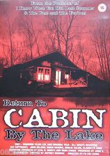 Return to Cabin by the Lake (PAL Formatted Fullscreen DVD) Judd Nelson, B Kraus