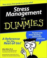 Stress Management for Dummies® Paperback Allen Elkin