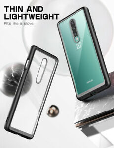 For OnePlus 8, SUPCASE UBStyle Protective Case Slim Thin Bumper Clear Back Cover