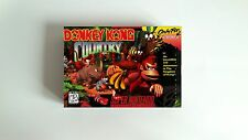 Pudełko do gry donkey Kong Country na SNES/ Donkey Kong Country Box for SNES