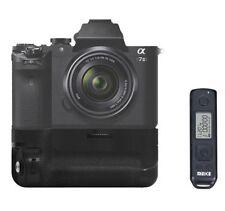 Meike MK-A7II 2.4G  Wireless Control Battery Grip for Sony A7II A7RII as VG-C2EM