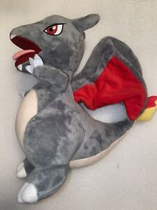 "Shiny Charizard ~ Pokemon Plush Soft Toy Plush 12"""