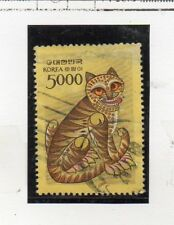 Corea Fauna Gatos Serie del año 1983 (DO-130)