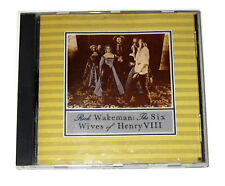 Rick Wakeman - The Six Wives of Henry VIII (A&M, Audio Master Plus, AM+) CD 3229