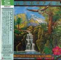 SHADOWFAX-WATERCOURSE WAY-JAPAN 2 MINI LP SHM-CD BONUS TRACK K03