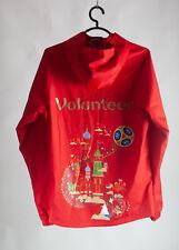 a0e186ffedc7 FIFA 2018 World Cup Russia Adidas Volunteer Jacket WIndbreaker Hood  Raincover XS