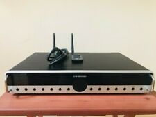 SPECIAL EDITION Logitech Transporter SE Network Music Player silver black button
