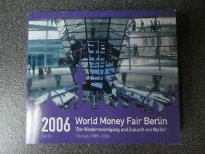 KMS Niederlande 2006 - World Money Fair Berlin