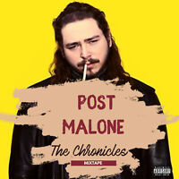 Post Malone - The Chronicles Mixtape CD