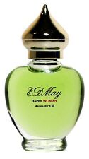 EDMay HAPPY WOMAN Lily of the Valley Premium Aromatic Body Oil Perfume 10 ml