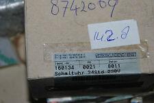 STIEBEL ELTRON 160134 SCHALTUHR 230V 24 STUNDEN SCHALT UHR NEU