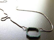 Echte Edelstein-Halsketten & -Anhänger aus Sterlingsilber mit Gemischte Themen