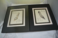 Framed Arden Shoe Salon Art Print by Emily Adams & Chelsea Shoes of Fashion