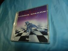 Lions Share - Two - CD LIONS SHARE IMPORT MADE IN GERMANY LIKE NEW