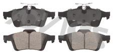 Disc Brake Pad Set-Oe Rear ADVICS AD1095